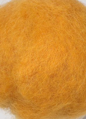 Felting Wool - 0402 - golden yellow - Álafoss - Since 1896