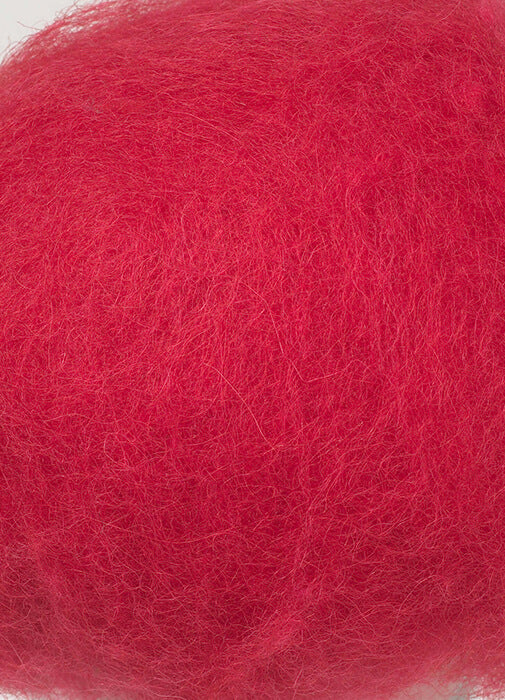 Felting Wool - 0417 - happy red - Álafoss - Since 1896