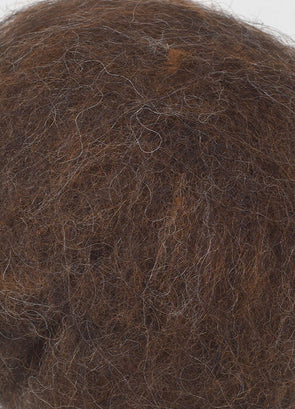 Felting Wool - 0867 - chocolate heather - Álafoss - Since 1896