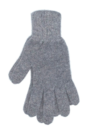 Ladies Gloves Light Grey