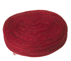 Plotulopi Bundle - 1430 - carmine red heather - Álafoss - Since 1896