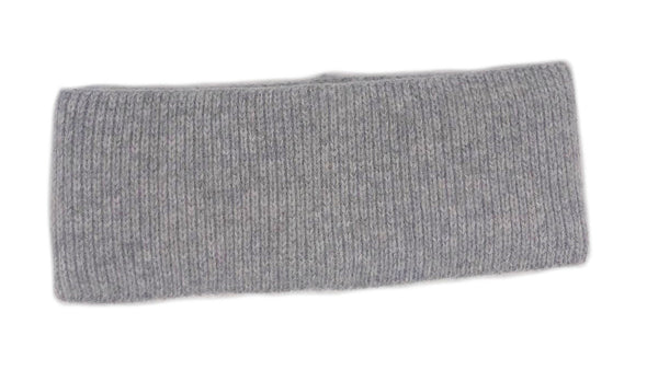 Ladies Headband Light Grey