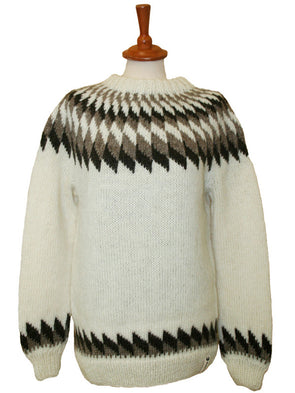 Wool Sweater: Your Custom Made Pullover - Álafoss - Since 1896
