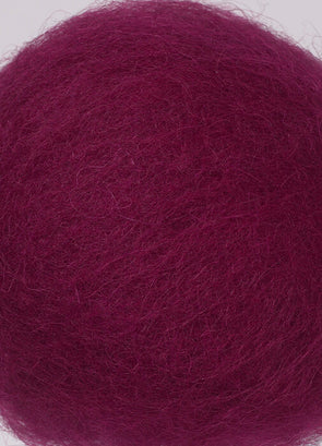 Felting Wool - 9210 - burgundy - Álafoss - Since 1896