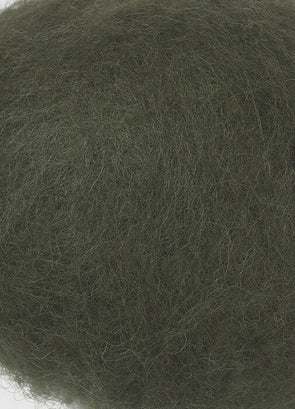 Felting Wool - 9239 - dark olive - Álafoss - Since 1896