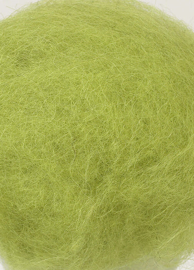 Felting Wool - 9441 - apple green - Álafoss - Since 1896