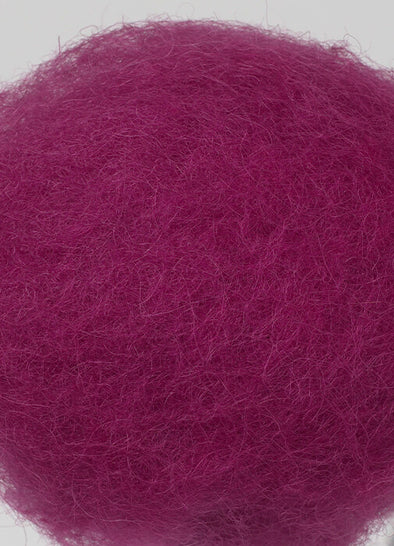 Felting Wool - 9454 - fuchsia - Álafoss - Since 1896