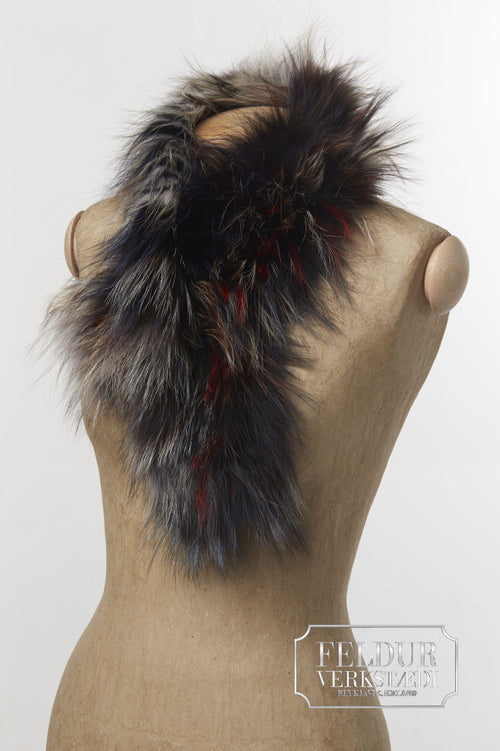 Elding Scarf - Multicolored Fox - Álafoss - Since 1896