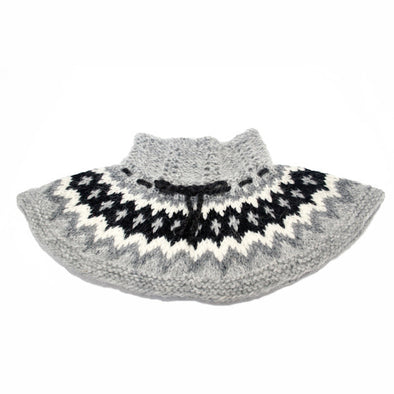 Neck Collar - Grey and Black