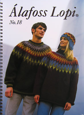 Lopi Pattern Book no. 18