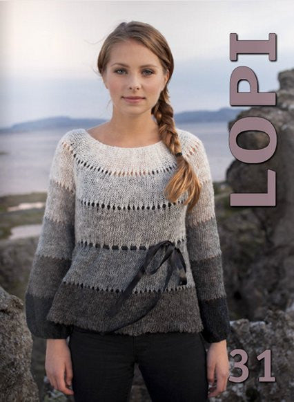 Lopi Pattern Book no. 31