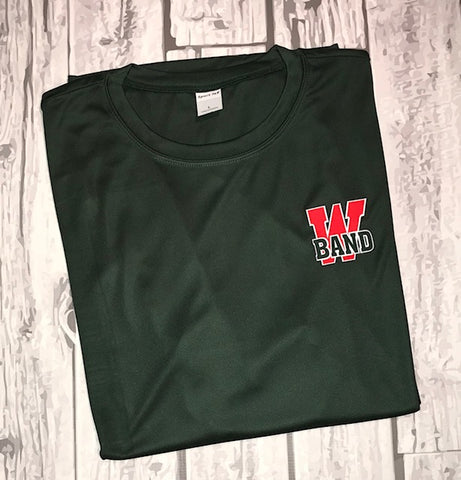 ***Required Under Uniform Item***   Band Dri Fit Tee
