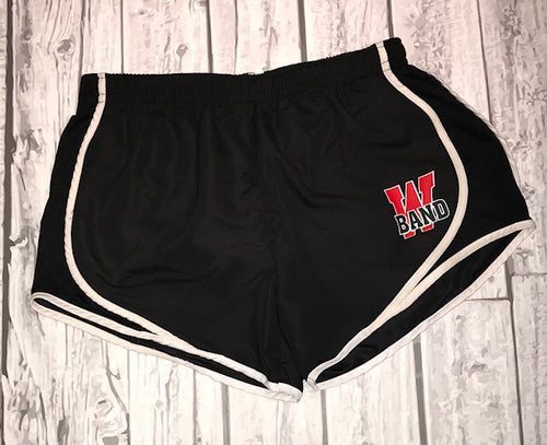 ***Required Under Uniform Item*** Ladies Marching Shorts