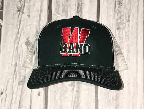 Band Trucker Cap