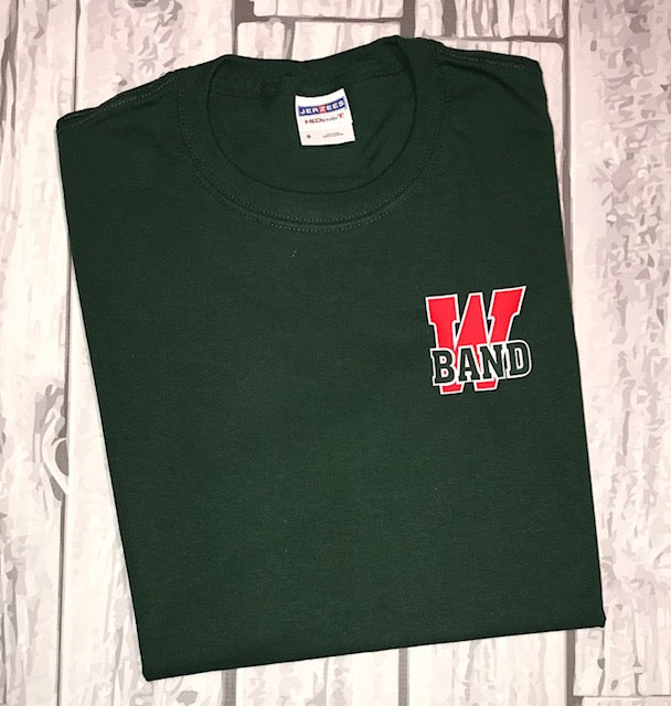 ***Required Under Uniform Item*** Band Cotton Tee