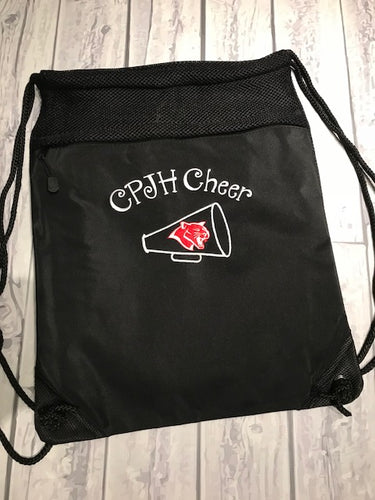CPJH Cheer Cinch Bag