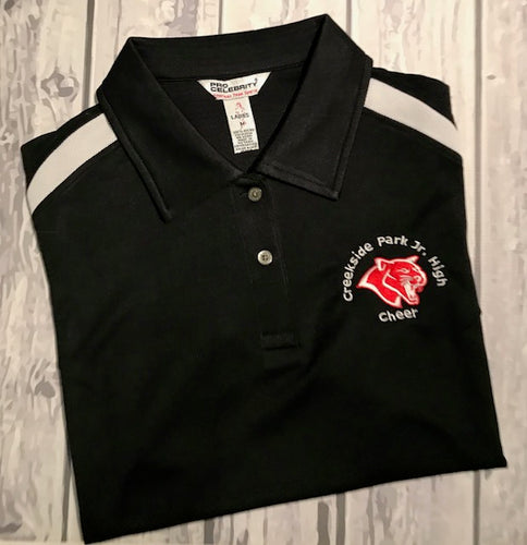 CPJH Cheer Dri Fit Polo Ladies