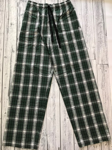 Track & Field Flannel Pants
