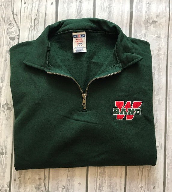 Band Quarter Zip