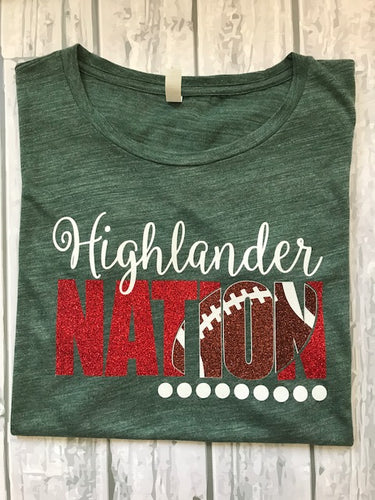 Highlander Nation Tee