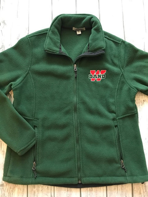 Band Ladies Fleece Jacket