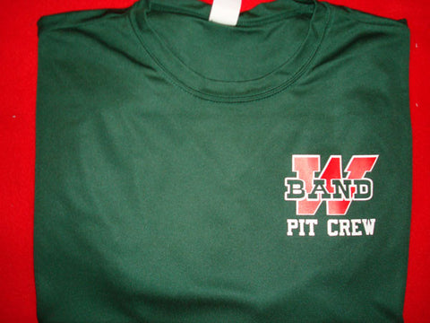 Band Pit Crew Dri Fit Tee