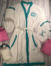 Monogrammed Lounge Robe