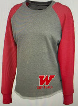 Softball Hi-Low Fleece Crew