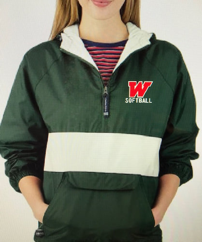 Softball Lined Pullover