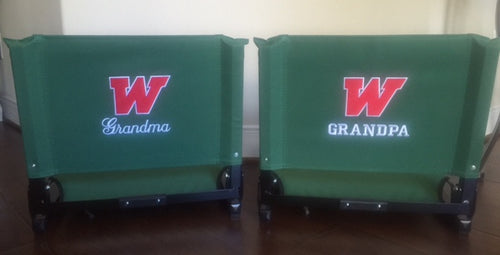 W Stadium Chair