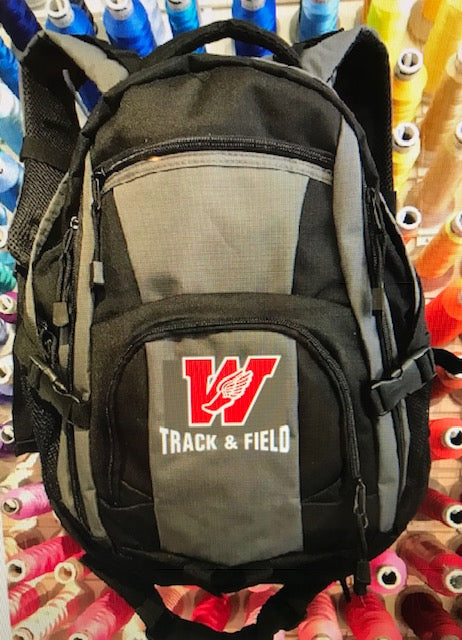 Track & Field Backpack