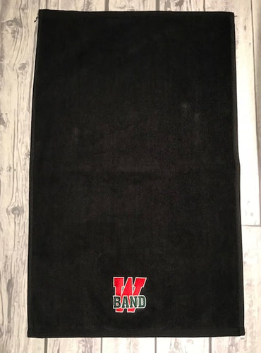 Band Bleacher Towel
