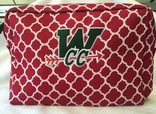 Cross Country Make Up Bag