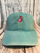 Flamingo Trucker Cap