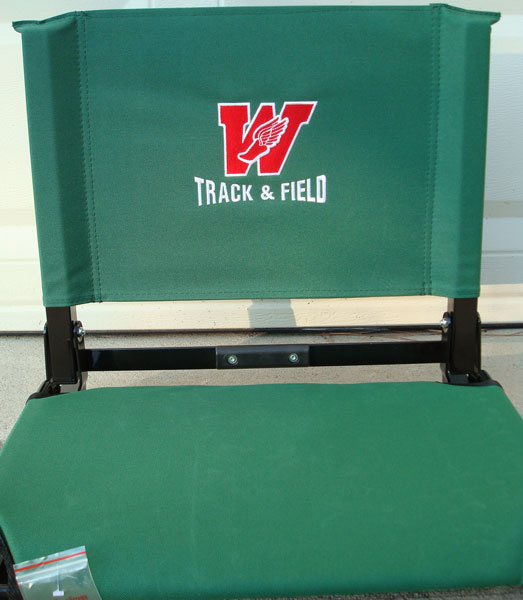 Track & Field Stadium Chair