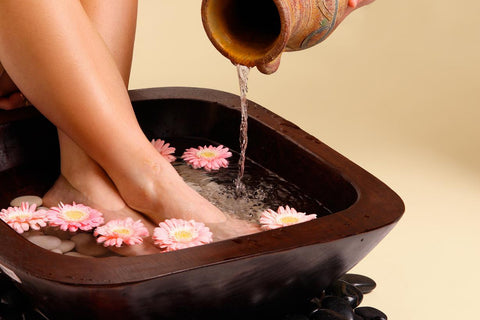 Revive your SKIN with our facial and feet SPECIAL