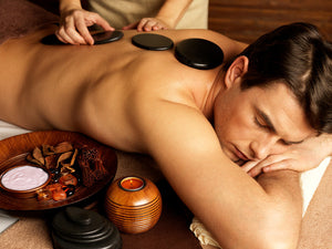 Men's Spa Package @ Bushman's Rock spa