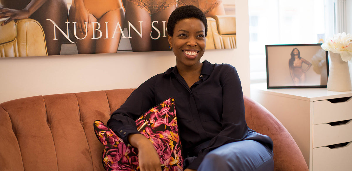 Ade of Nubian Skin on Finding your Passion