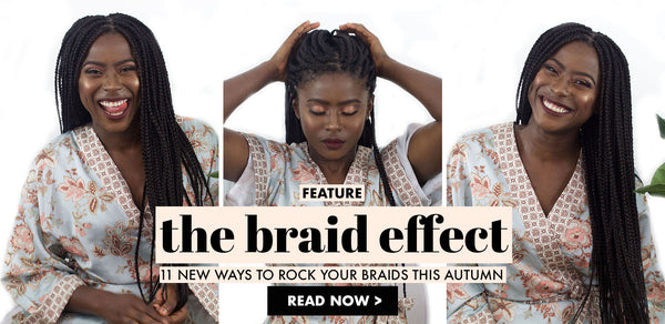 11 New Ways to Rock Your Braids