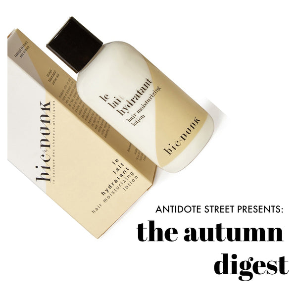 The Autumn Digest - Hair Moisturising Lotion by Hic and Nunk on AntidoteStreet.com