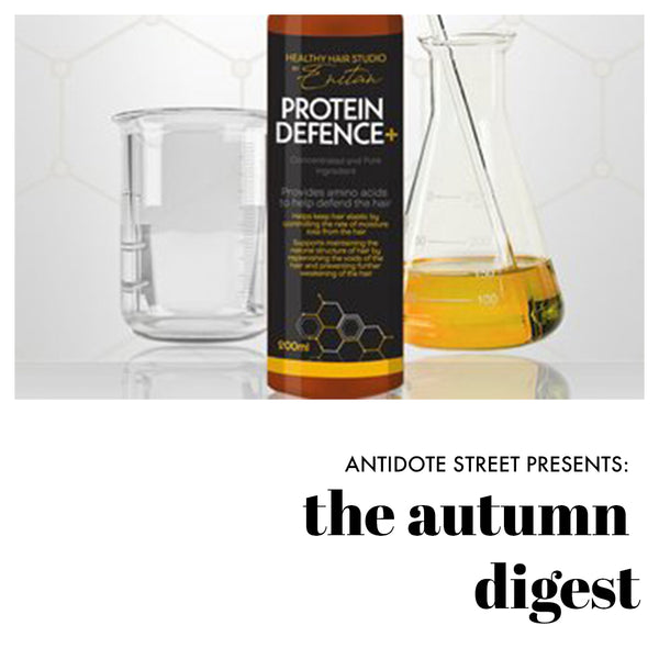 The Autumn Digest - Protein Defence from Healthy Hair Studio by Enitan on AntidoteStreet.com