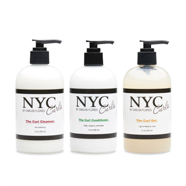 Shop the NYC Curls Collection on AntidoteStreet.com