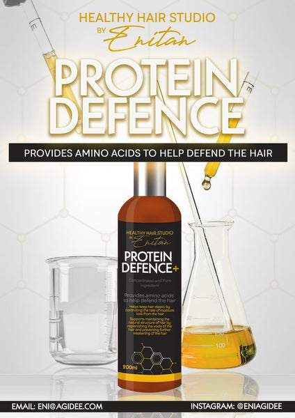 Protein Defence from Healthy Hair Studio by Enitan