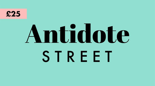 The Antidote Street Gift Card (£25)