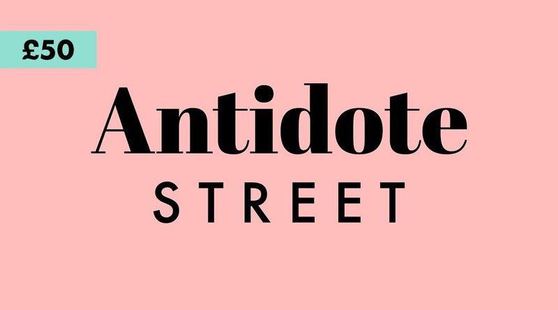 The Antidote Street Gift Card (£50)