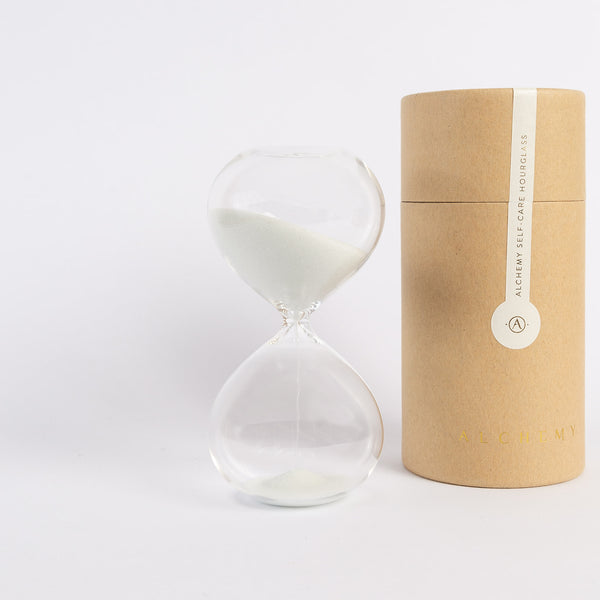 Self Care Hourglass