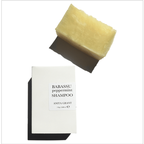 Peppermint Babassu Shampoo Bars 110g