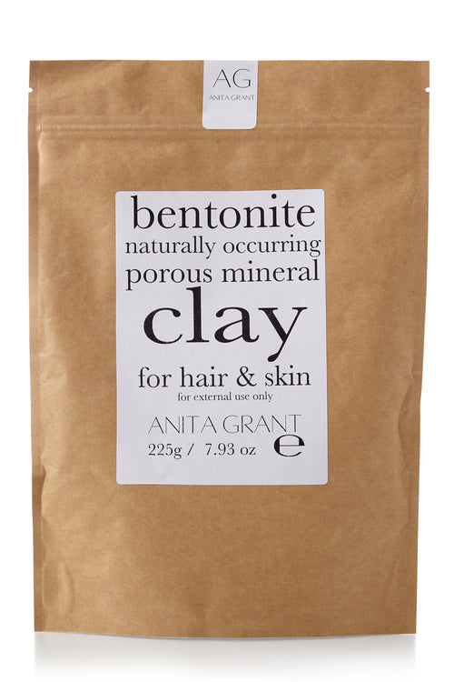 Bentonite Clay for Skin and Hair