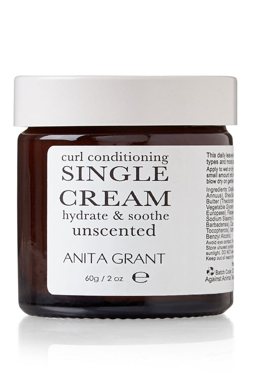 Curl Conditioning Single Cream (Hydrate & Soothe) 100ml