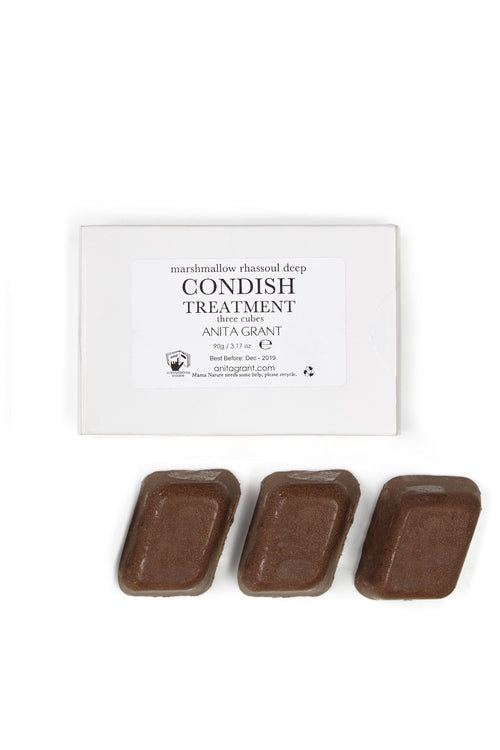 Marshmallow Rhassoul Deep Condish (3 x 30g)